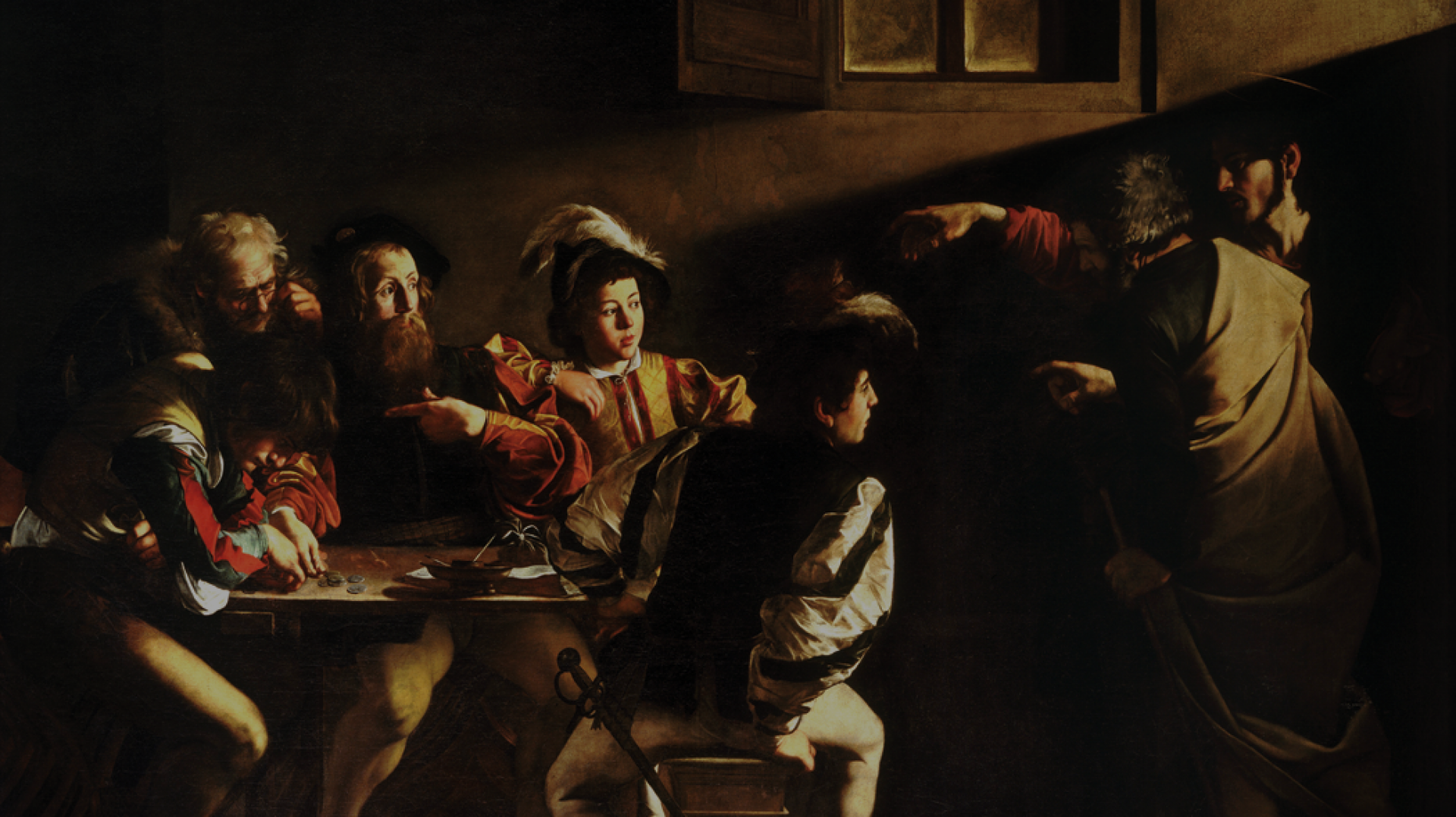 Caravaggio: Of Oil and Blood